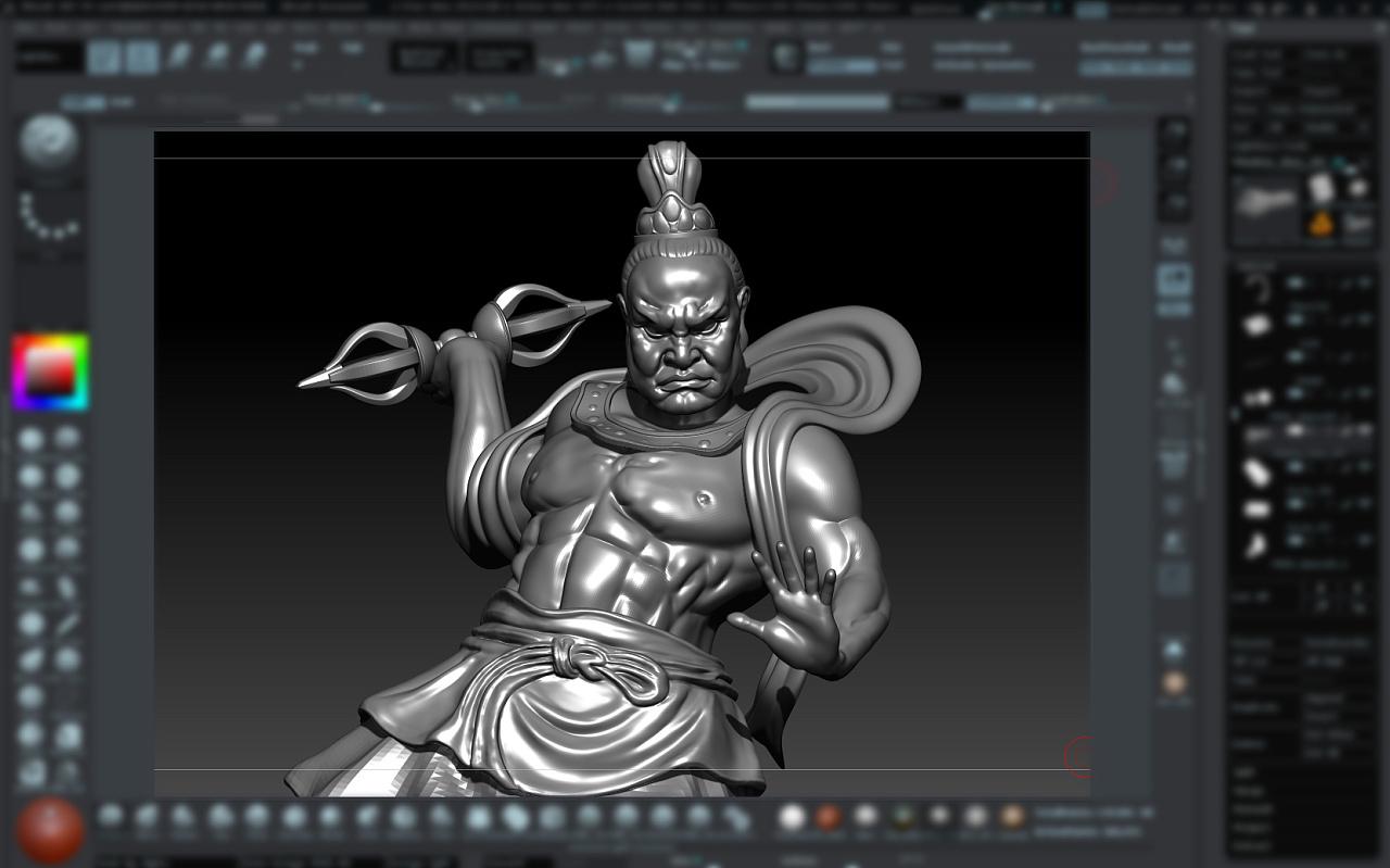 《鬼吹灯之寻龙诀》 |三维|动画/影视|3d视觉设计师图片