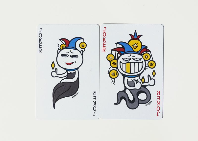 查看《喵魂的鸡年创意扑克》原图,原图尺寸:800x572