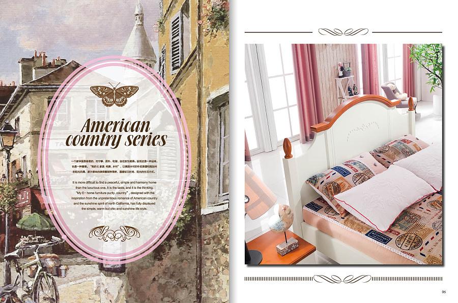 小美式青少年家具画册|家具/画册|书装|wufeno哪里二手平面卖南通图片