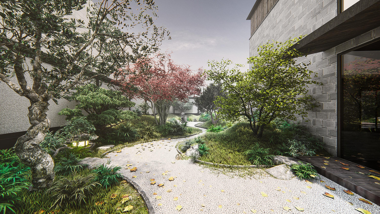新浪微博_【LUMION 8】直出效果图分享|空间|景观设计|WellmeChan - 原创作品 ...