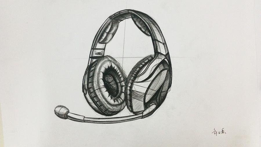 工业设计手绘练习|交通工具|工业/产品|邹义瑶