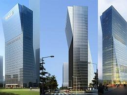 深圳百丽总部大厦导视系统设计