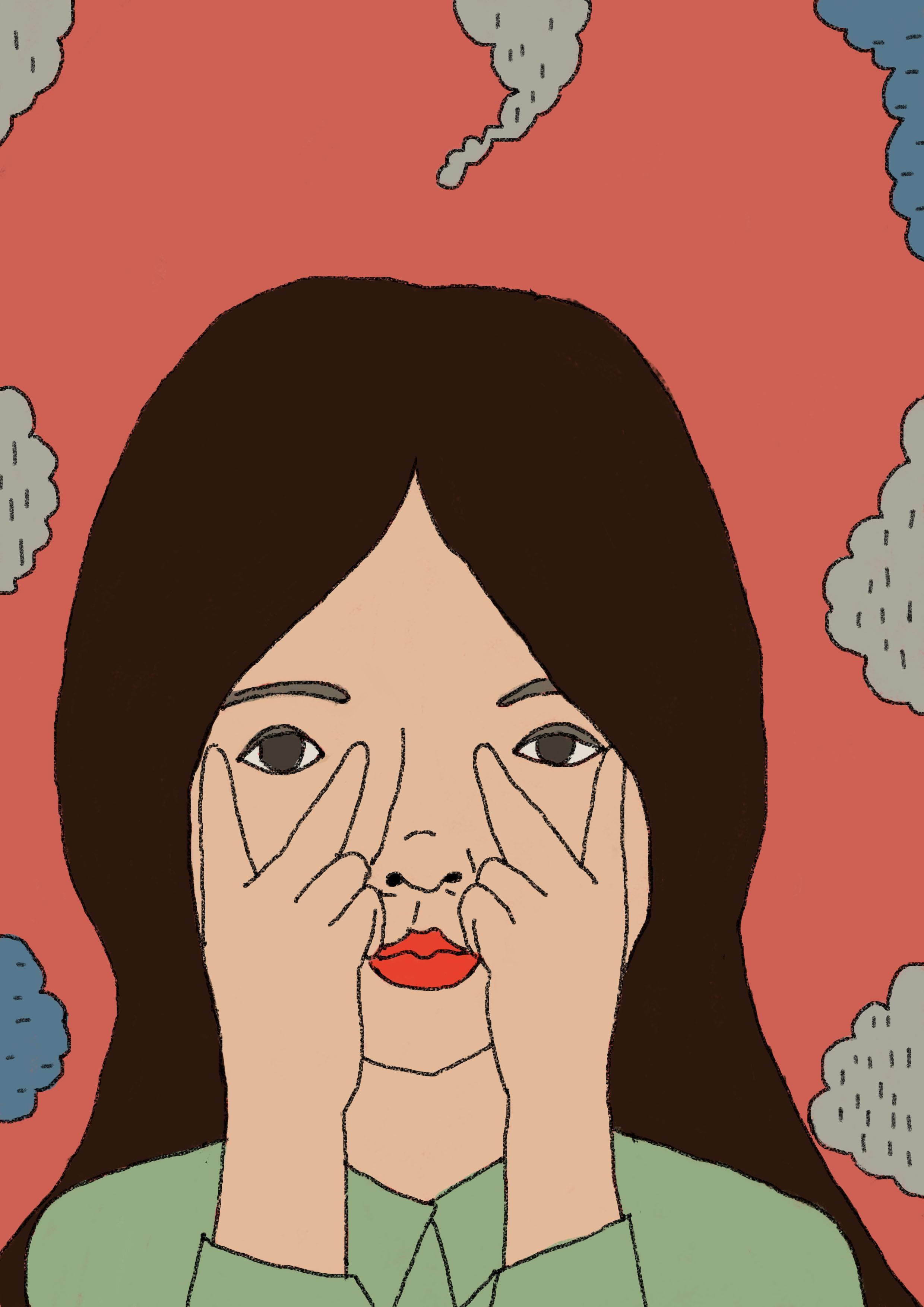 有趣的自画像妈妈催眠漫画母狗图片