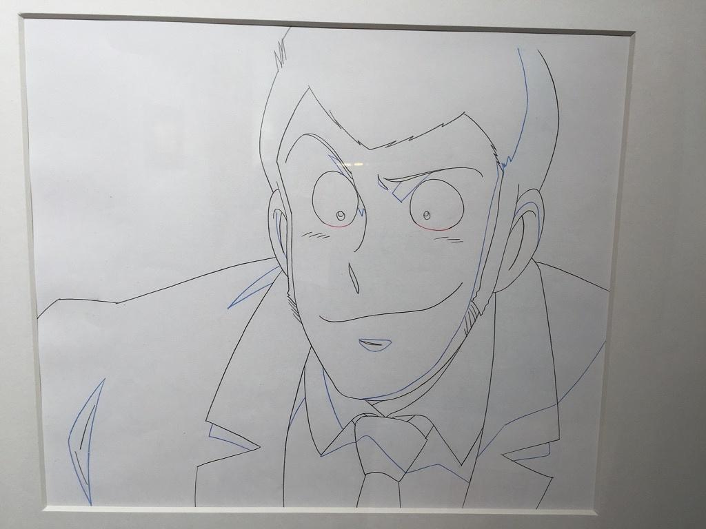 日本漫画大师手稿