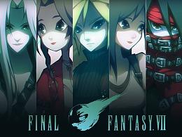 最终幻想7同人