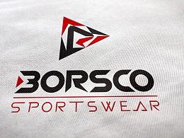 一个被PASS运动服高端定制logo提案