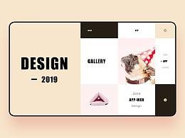 App/Web/平面2019作品展示
