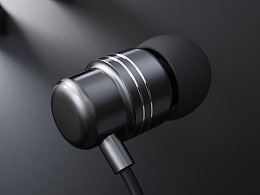 3C\电子产品渲染\耳机渲染3