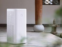 锤子科技  畅呼吸智能空气净化器