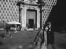 那不勒斯的老城区-卜马分享