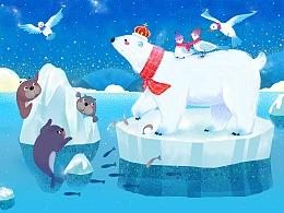 北极熊之王