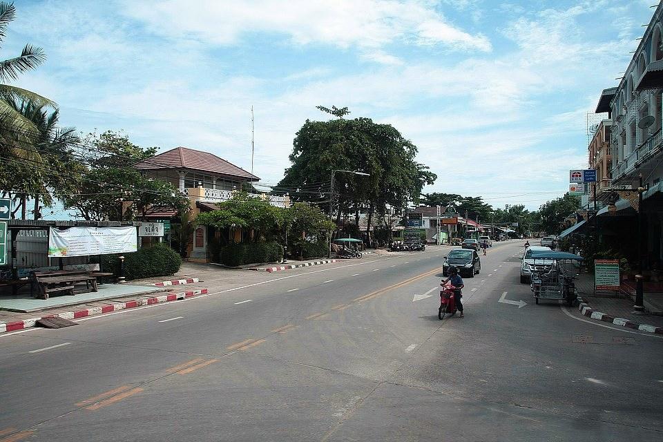 平行透视泰国