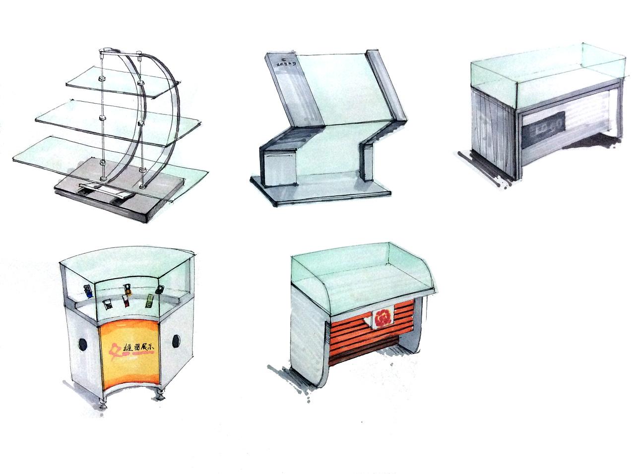 产品设计——手绘|工业/产品|生活用品|小浪郎的大冰