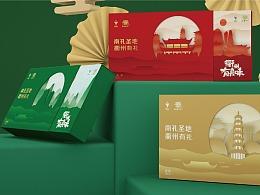 衢州文创礼盒产品包装