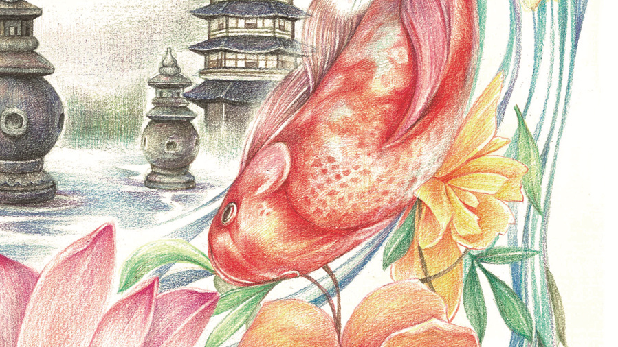 原创作品:杭州g20手绘海报