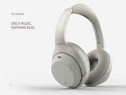 WH-1000XM3 Wireless Headphones