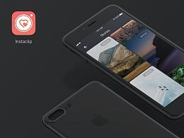 Instaclip App 项目设计