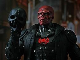 眉间白火的臆造自D之红骷髅归来