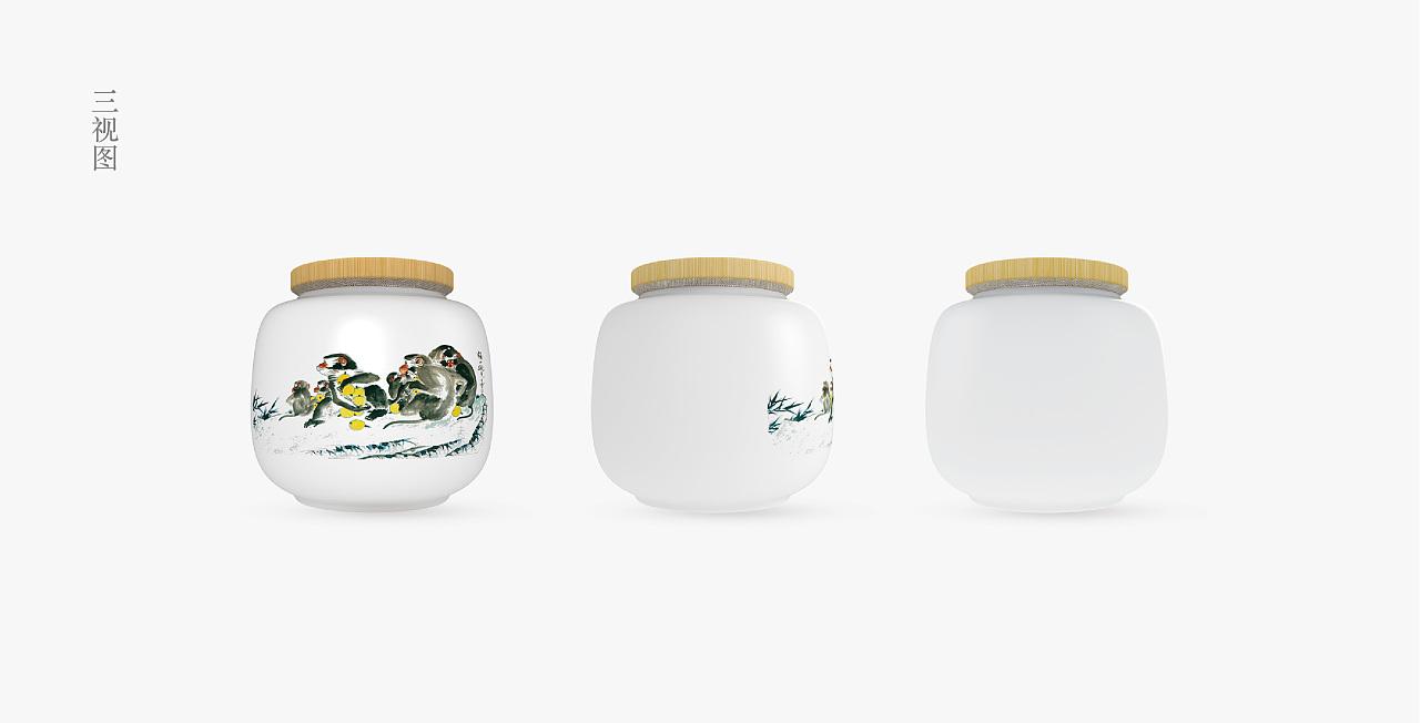 连云港百猴图文创产品设计