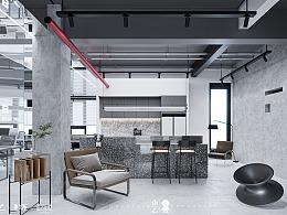 山乙建设丨办公室工装设计