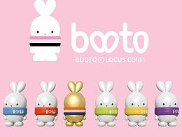 Boto啵兔珠宝首饰品牌-三维动画视频