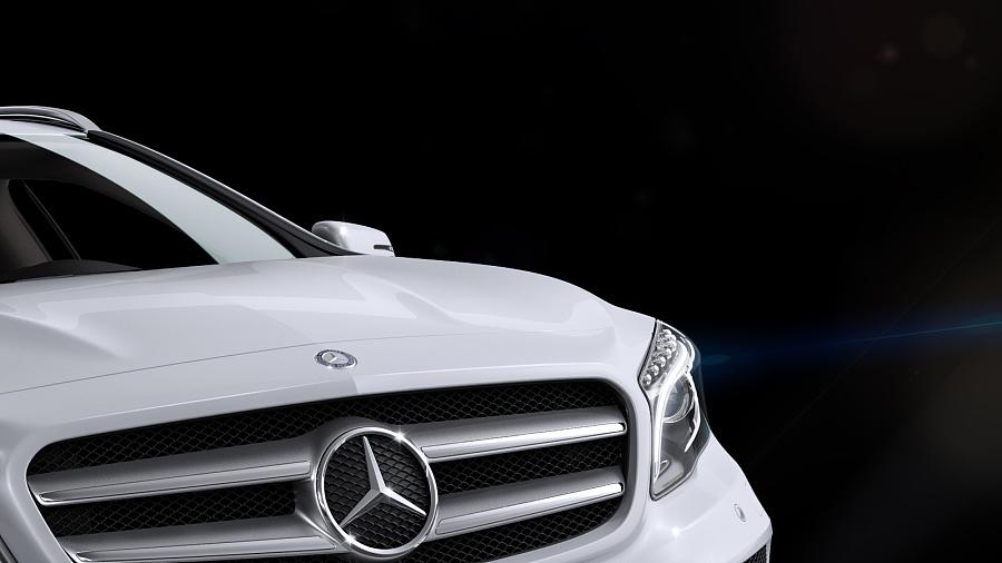 查看《Mercedes-Benz GLA CGI》原图,原图尺寸:1600x900