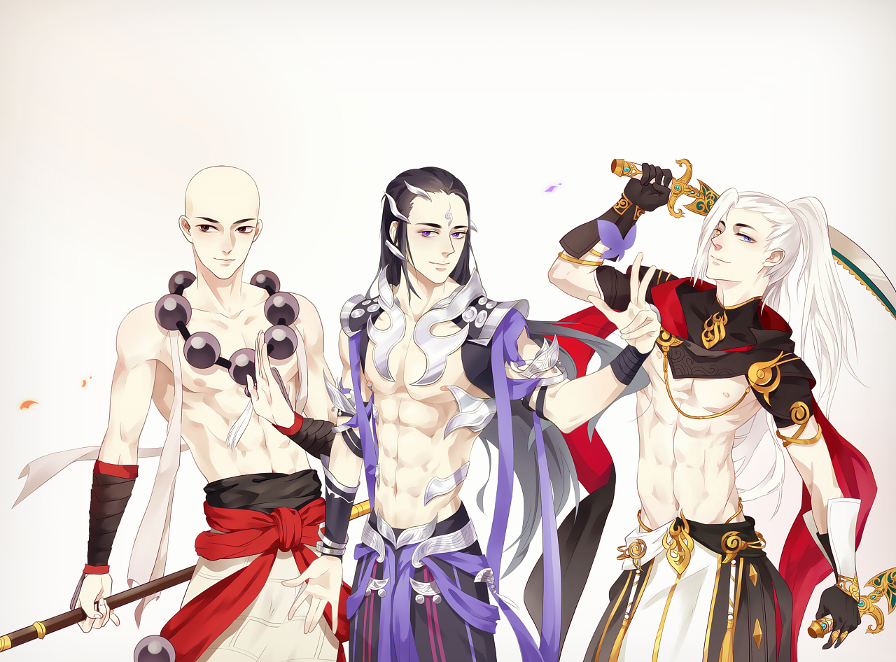 剑网三 #手绘|漫画