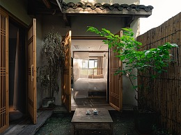 杭州民宿项目拍摄 - 喜在山舍