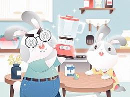 百词斩蛋糕英语——线上儿童绘本系列