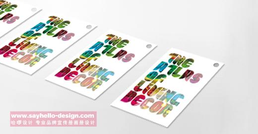 哈啰设计02粗旷圆润的英文字体设计02书籍装帧