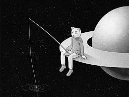 日画1319~1327 孤单星球