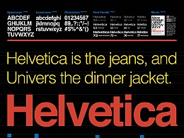 2005 Helvetica ver.2 Infographic poster