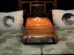 中式家具UE4中渲染游览展示