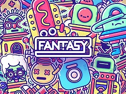 【FANTASY】CARTOON IMAGES