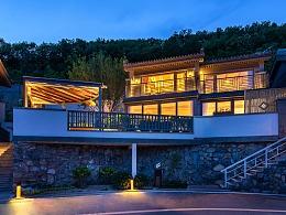 潭柘山麓的日式住宅