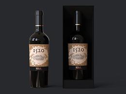 洋河 • 星得斯根1520丨红酒