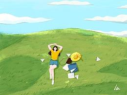 阳春三月,想出门踏青啦!