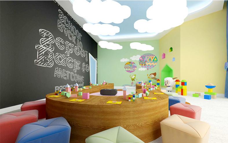 查看《重庆幼儿园设计 重庆幼儿园装修-凯米瑞早教中心》原图,原图尺寸:787x495