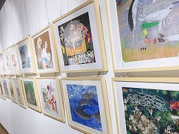 十月画室厦门第三届幼儿美术展