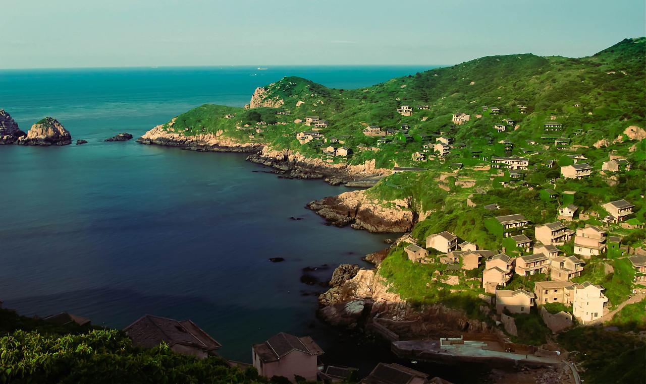 《后会有期》中国最东海岛之嵊泗列岛,枸杞岛,嵊山岛