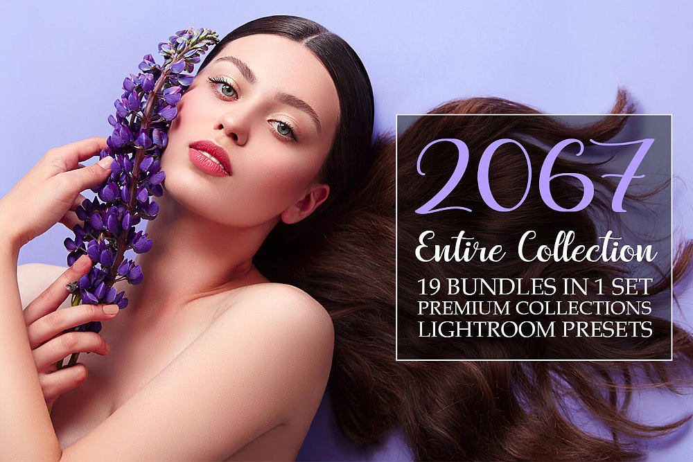 【P353】2067款高级预设套装 婚礼、儿童、电影、房地产、巧克力色、产品摄影