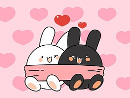 萌兔恋爱篇