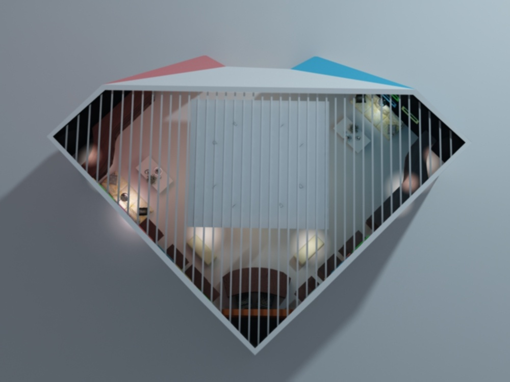 新百伦展示空间设计