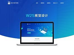 W2S网站视觉设计