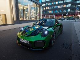 Porsche GT2 RS CGI