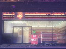 Cyberpunk 711