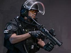 """法国特警""""黑豹 / RAID""""突击队- 巴黎"""