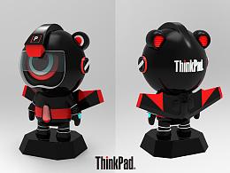 Iron black P—钢铁小黑P—Thinkpad小黑