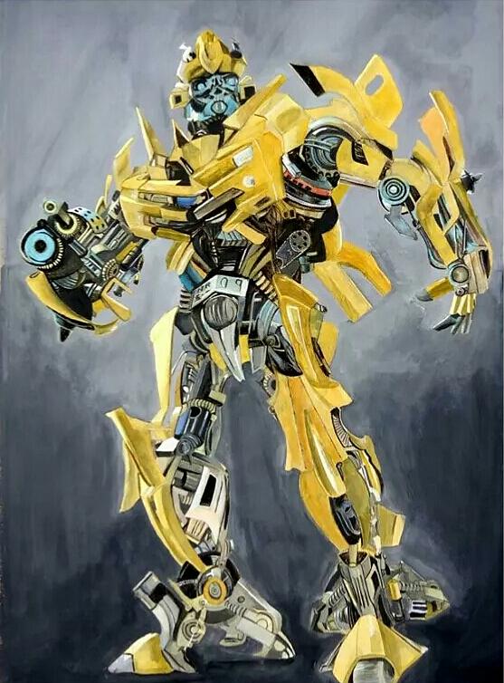 变形金刚之大黄蜂