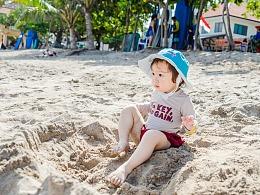 带上小娃 游 巴厘岛